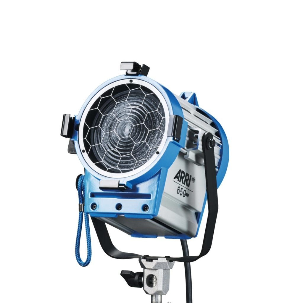 ARRI 650 - Cinema light for rent in the Caribbean