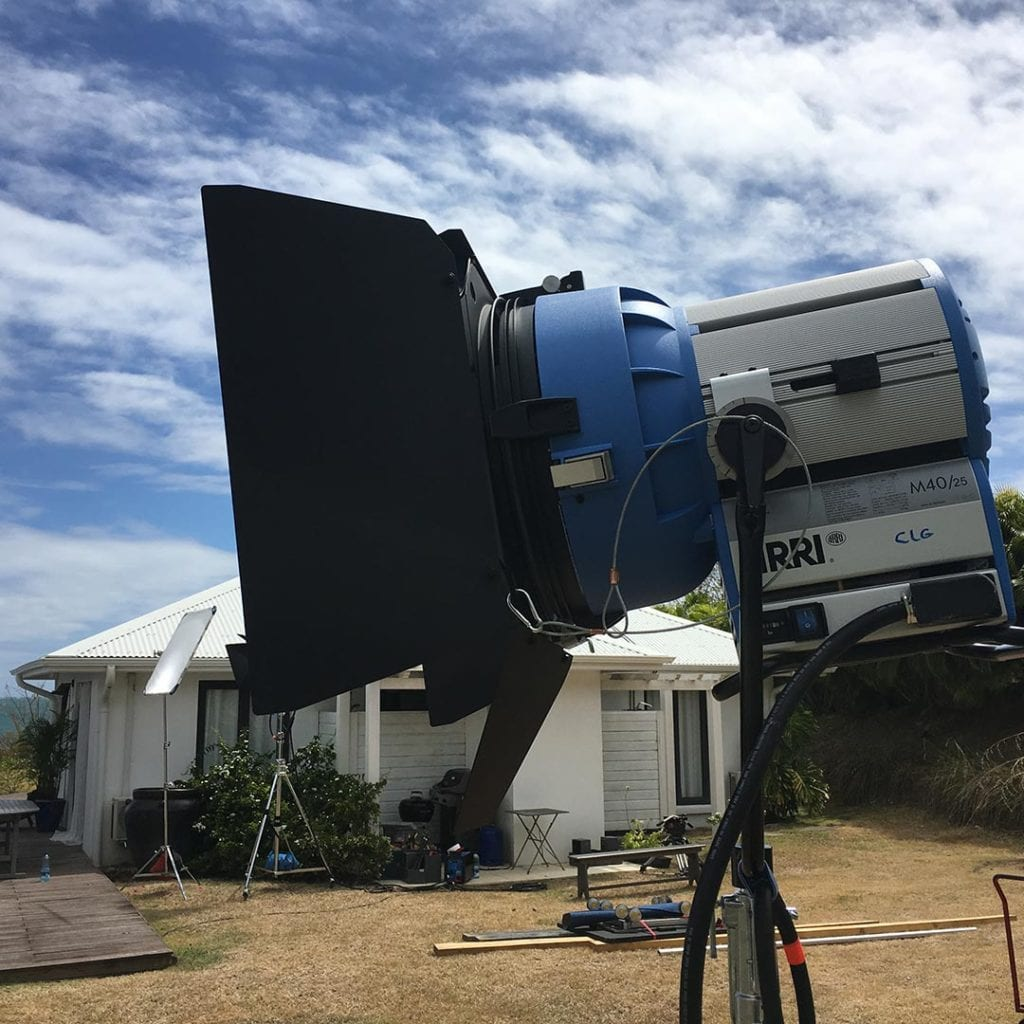 ARRI Cinema equipment rental in the Caribbean