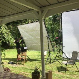 Location and Cinema equipment rental in the Caribbean