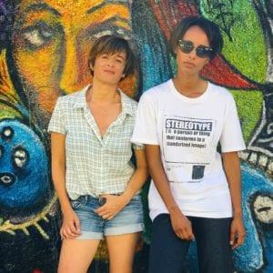 Sonia Rolland en Martinique